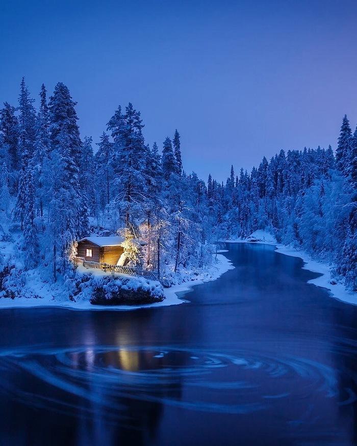 Уютная Финляндия