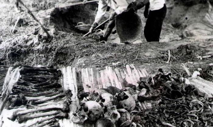 Резня «Сук-Чинг»: как японцы убивали китайцев История, Вторая мировая война, Геноцид