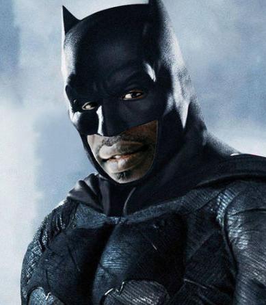 Толерантный рыцарь. Бэтмен, Фотошоп мастер