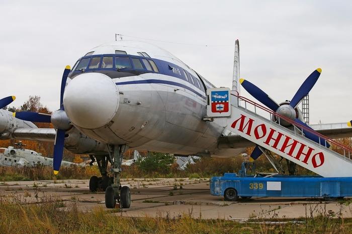 Возрождаем легендарный самолёт Монино, Музей ВВС, Музей ВВС в монино, Ил-18, Реставрация, Видео, Длиннопост