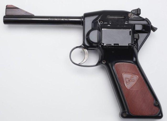 Dardick Редкое и необычное оружие, Пистолеты, Длиннопост