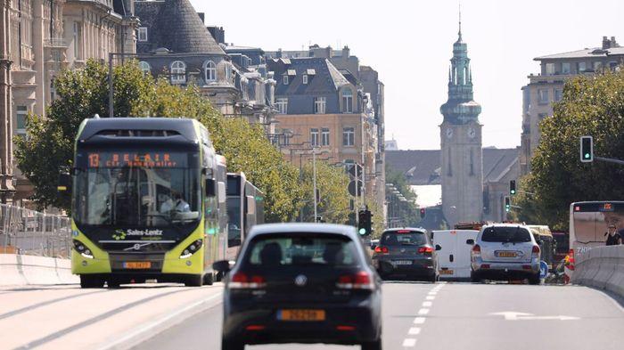 Люксембург отменяет плату за проезд во всём общественном транспорте. Авто, Дорога, Метро, Автобус, Общественный транспорт, Халява, Люксембург, Длиннопост