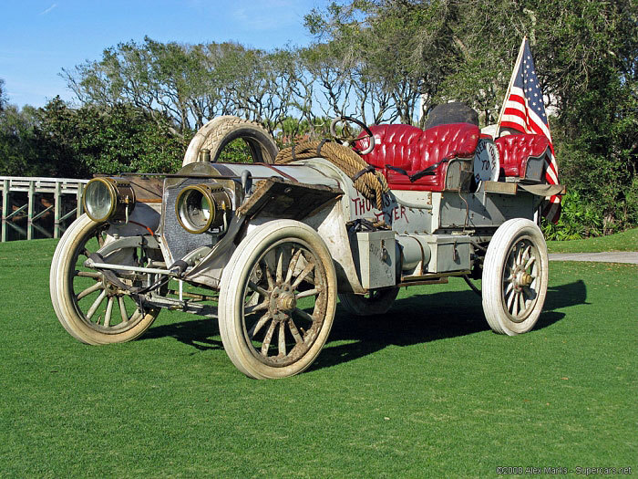 Автоистории:Thomas Flyer Model 35 New York-To-Paris 1907 год Автоистория, Автоспорт, Длиннопост, Авто