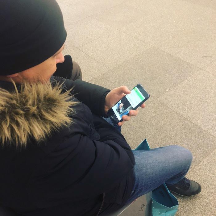 Пикабу следит за тобой Метро, Москва, Пикабушники, Слежка