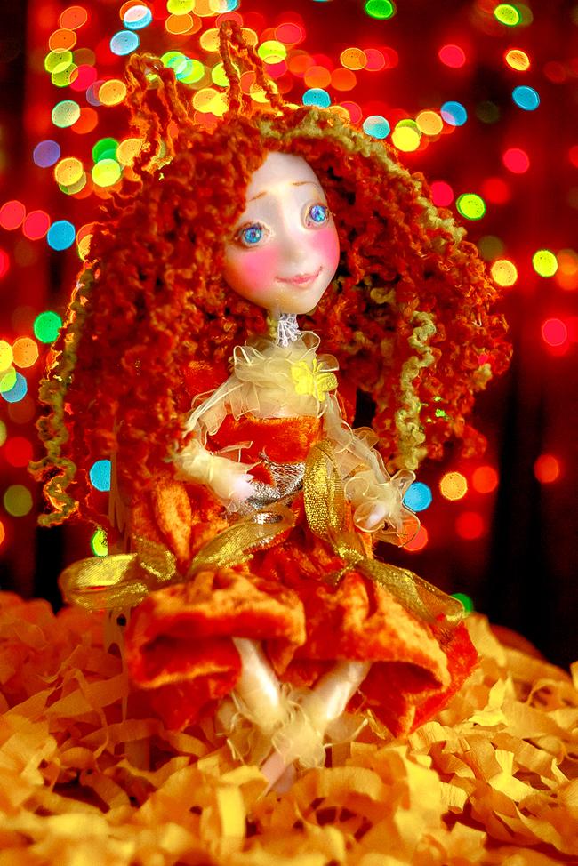 Трям от сказочных феечек Чудиков! :) Рукоделие без процесса, Куклы ручной работы, Авторская игрушка, Подарок на день рождения, Подарок девушке, Длиннопост