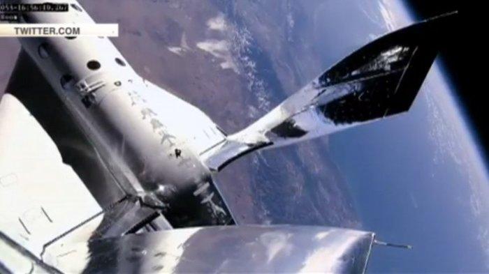 Корабль компании Virgin Galactic поднялся на высоту 89,9 км Virgin Galactic, Spaceshiptwo, Космос, Запуск, Пилотируемый полет, Техника, Технологии, Видео
