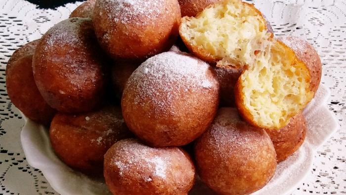 Творожные шарики на скорую руку-это очень вкусное, простое и быстрое блюдо, которое понравится всем Творожные пончики, Творог, Вкусно и быстро, Рецепт, Завтрак, Дети, Видео, Пончики