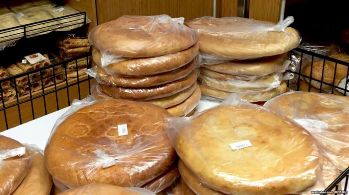 Туркменистан и кризис Кризис, Туркменистан, Длиннопост, Хлеб, Продукты