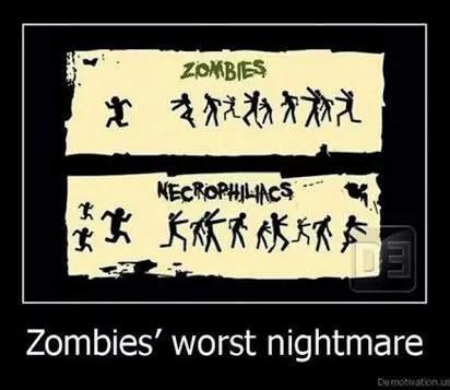 Худший кошмар зомби