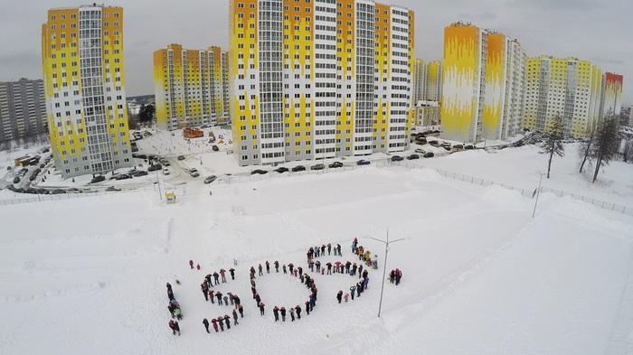 Слабоумие и отвага Гетто, Новосибирск, Новостройка, Варламов, Длиннопост