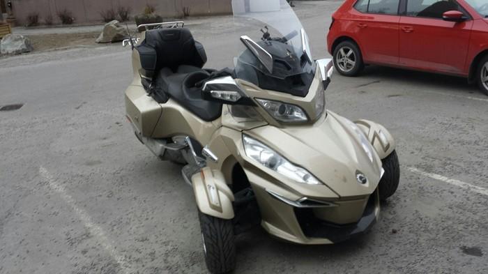 Трёхколёсный мотоцикл Мотоциклы, Трехколесный