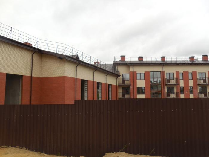 Как строят в Лен.области Долевое строительство, Леноблдомстрой, Длиннопост