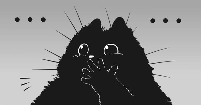 Говорящие коты Кот, Пандора, Знакомства, Комиксы