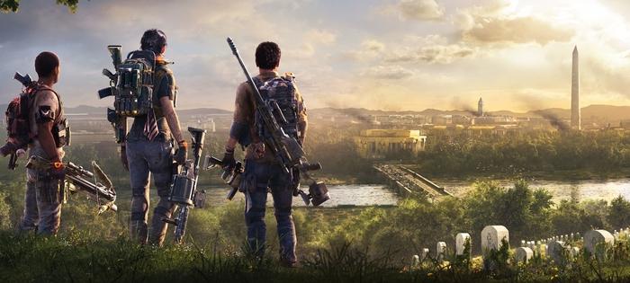 Открытый бета-тест The division 2 в Ubisoft Бета-Тест, Tom Clancys The Division 2
