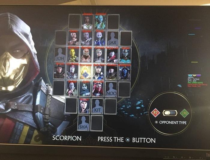 Mortal Kombat 11: большинство персонажей слиты в сеть Mortal Kombat, Mortal Kombat 11, Noob Saibot, Erron Black, Файтинг, Игры, Слив, Длиннопост