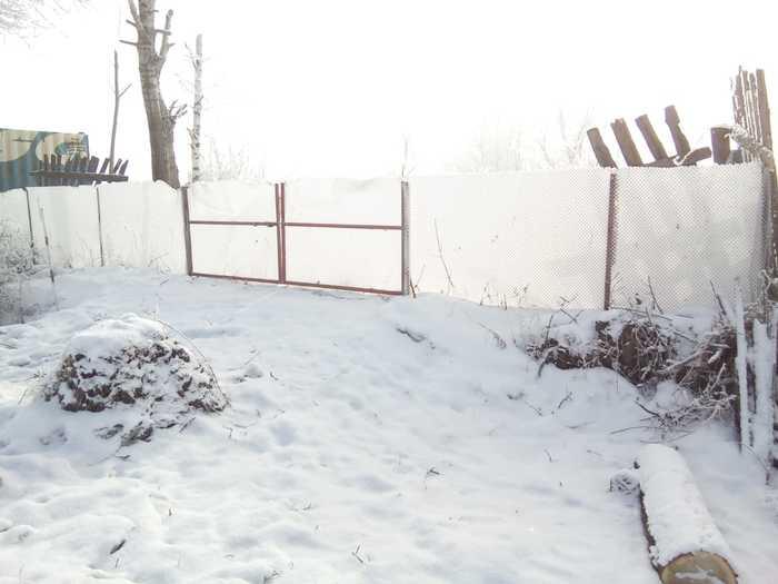 Утренняя изморозь Фотография, Снег, Иней, Зима, Холод, Длиннопост