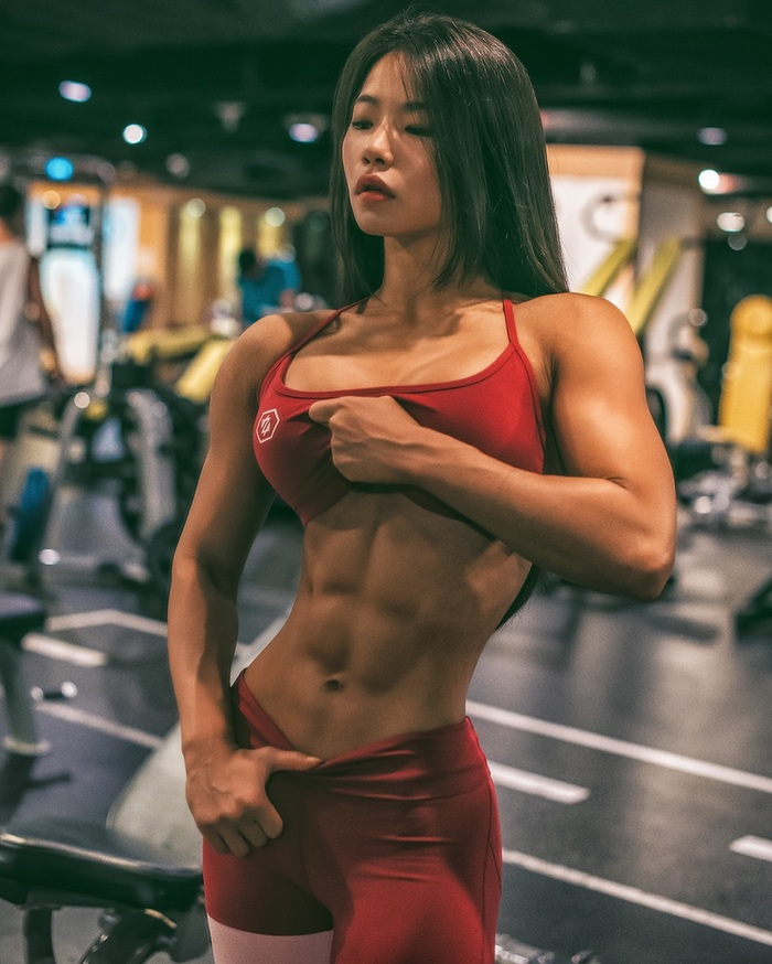 Gwon Eun Jin (@eun_gym) Gwon Eun Jin, Крепкая девушка, Азиатка, Девушки, Фитоняшка, Красивая девушка, Фотография, Спортивные девушки, Гифка, Длиннопост