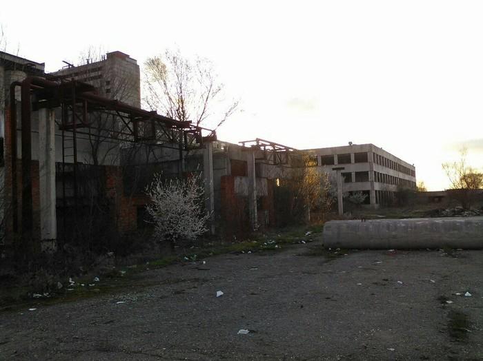 Красота покинутых мест #2 Урбантуризм, Адыгея, Заброшенное, Длиннопост, Урбанфото