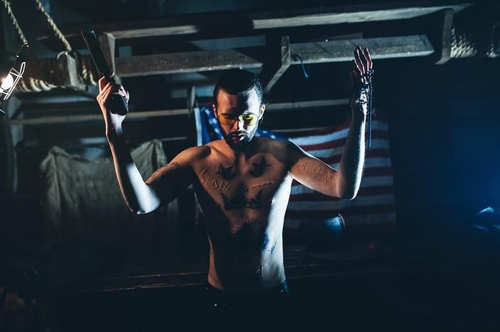 Русский косплей на Иосифа Сида из Far Cry 5 Косплей, Far Cry, Фотография, Видео, Персонажи, Тизер, Грим, Иосиф Сид, Far Cry 5