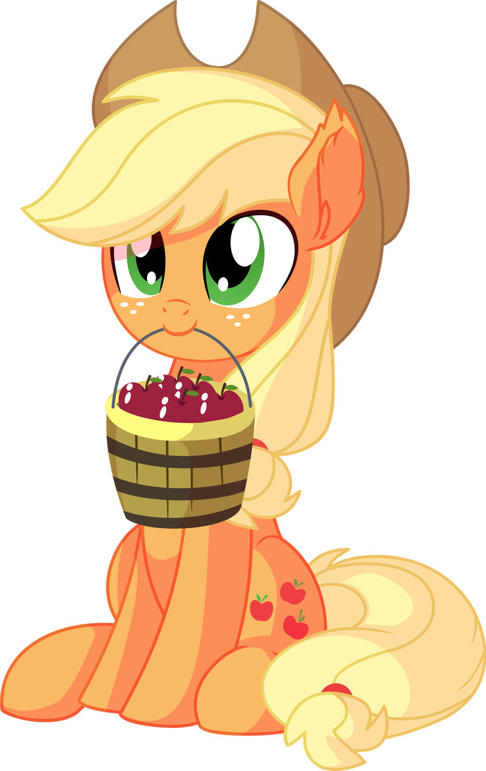 Buy Some Apples My Little Pony, Applejack, Яблоки, Cyan Lightning, Эппл Джек, Aplejack, Яблок, Buy some apples