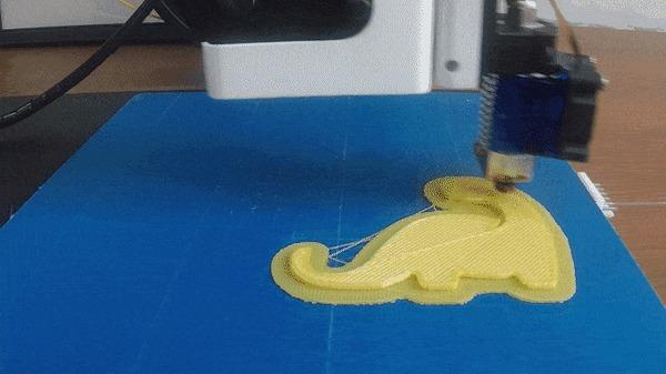 Hexbot: модульная настольная «роборука» Kickstarter, Indiegogo, Технологии, Гаджеты, Робот, 3D, Гифка, Длиннопост