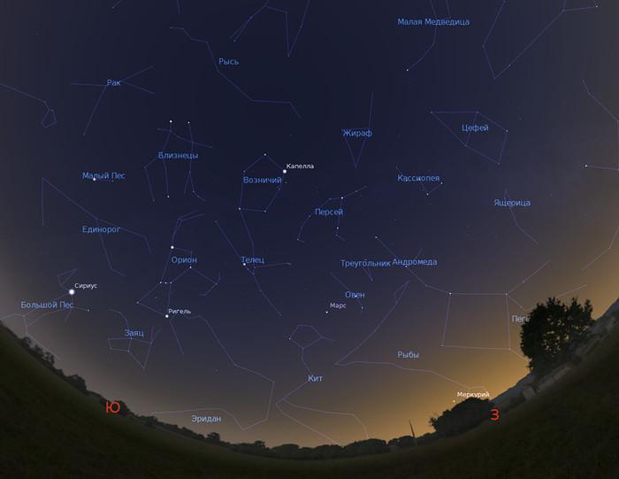 Звёздное небо марта 2019 Астрономия, Космос, Звёзды, Созвездия, Календарь, Ликбез, Длиннопост