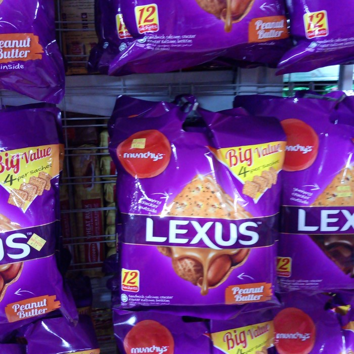А ты уже купил себе Лексус? Lexus, Оригинальный маркетинговый ход