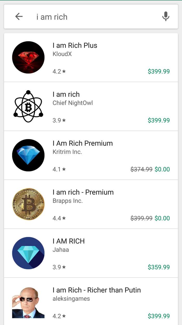 Я богат Мажоры, Легкие деньги, Понты, Длиннопост