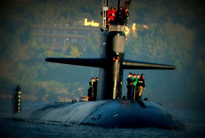 Как советские подводники разубедили США в неуязвимости их субмарин ВМФ СССР, Подводная лодка, США, Длиннопост