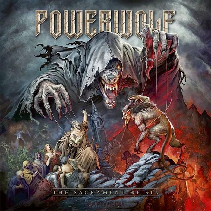 КонцертPOWERWOLF в Москве 29 марта Powerwolf, Концерт, Концерты в России, Metal, Heavy Metal, Power Metal