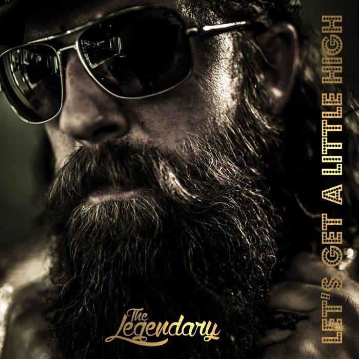 The Legendary - Let's Get A Little High (2017) Хард-Рок, Блюз-Рок, Stoner, Музыка, Видео, Длиннопост