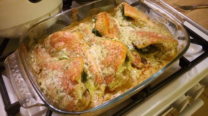 Рыбка на ужин. Красный окунь. Простой и вкусный. Ужин, Готовим дома, Приготовление, Красный окунь, Рыба, Вкусно, Длиннопост