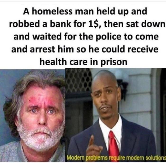 Лайфхак Бездомные, Ограбление, Полиция