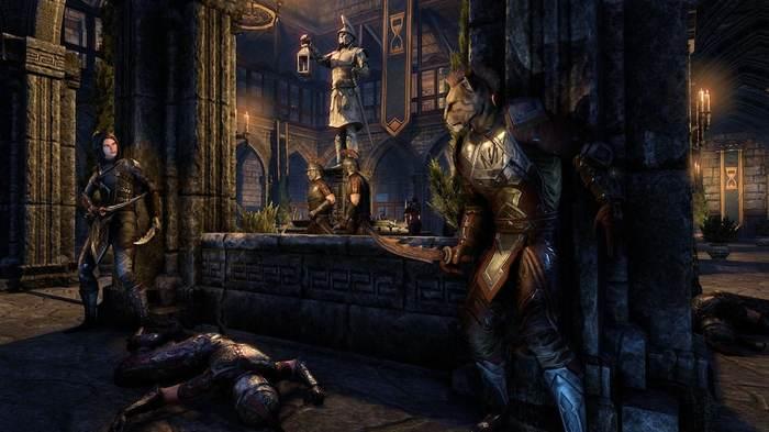 """Ивент в честь годовщины выхода DLC """"Темное братство"""" и """"Гильдия воров"""" The Elder Scrolls, The Elder Scrolls Online, Игры, Длиннопост"""