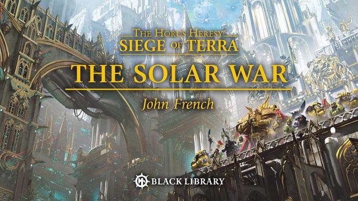 """Несколько часов завершился стрим на Warhammer TV, где Джон Френч рассказывал о первой книге серии """"Осада Терры"""" Warhammer 30k, Horus Heresy, Siege of Terra, Wh News"""