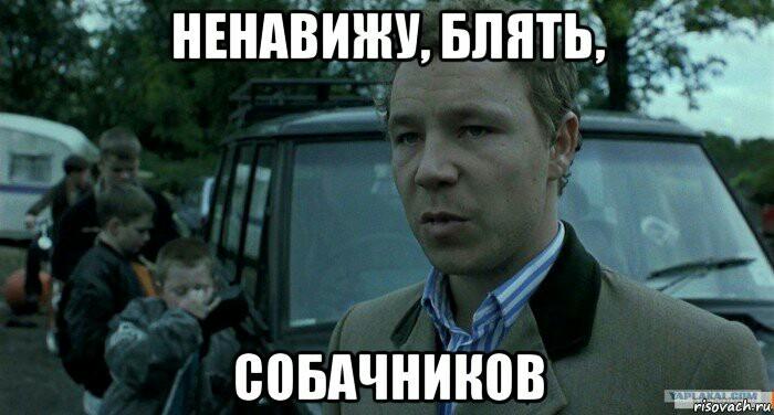 Ненавижу, бл*ть, собачников Белгород, Улица, Газон, Собаки и люди, Курильщики