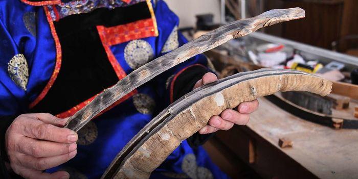 Как изготавливают традиционные роговые луки. Лук, Стрельба из лука, Бурятия, Забайкалье, Иркутская область, Длиннопост, Изготовление, Традиции, Познавательно