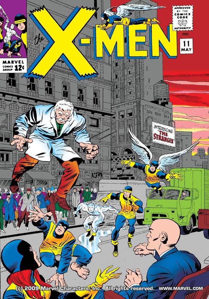 Погружаемся в комиксы: Uncanny X-Men #11-20 Супергерои, Marvel, Люди Икс, Комиксы-Канон, Длиннопост