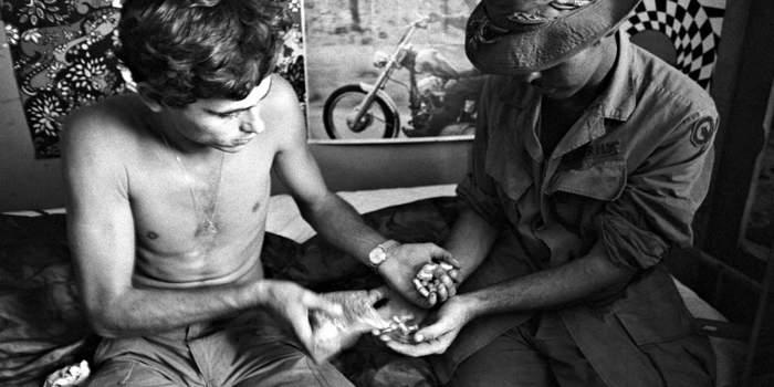 «Соскочившие»: как ветераны Вьетнама избавлялись от наркозависимости Длиннопост, История, Война, Наркотики, Алкоголь