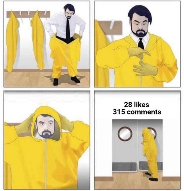 Когда нашел такой пост Комментарии, Пост, Социальные сети, 9GAG