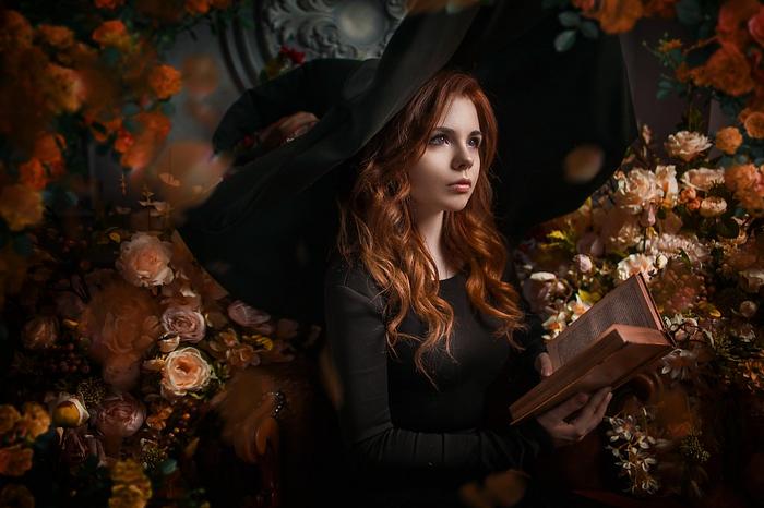 Юная ведьма