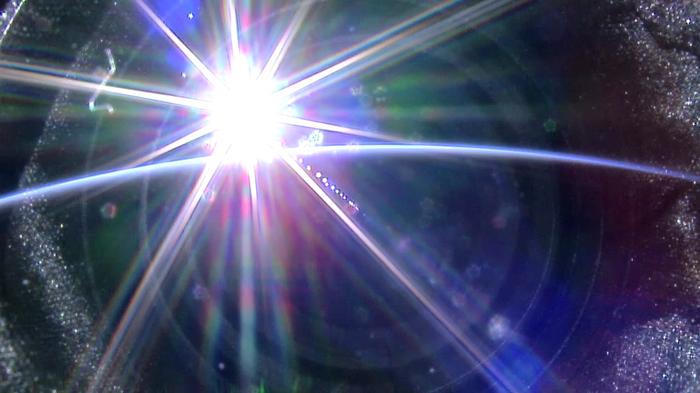 Восход с борта МКС