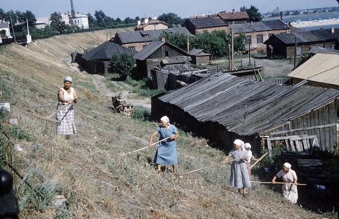 Ярославль 60х годов  СССР