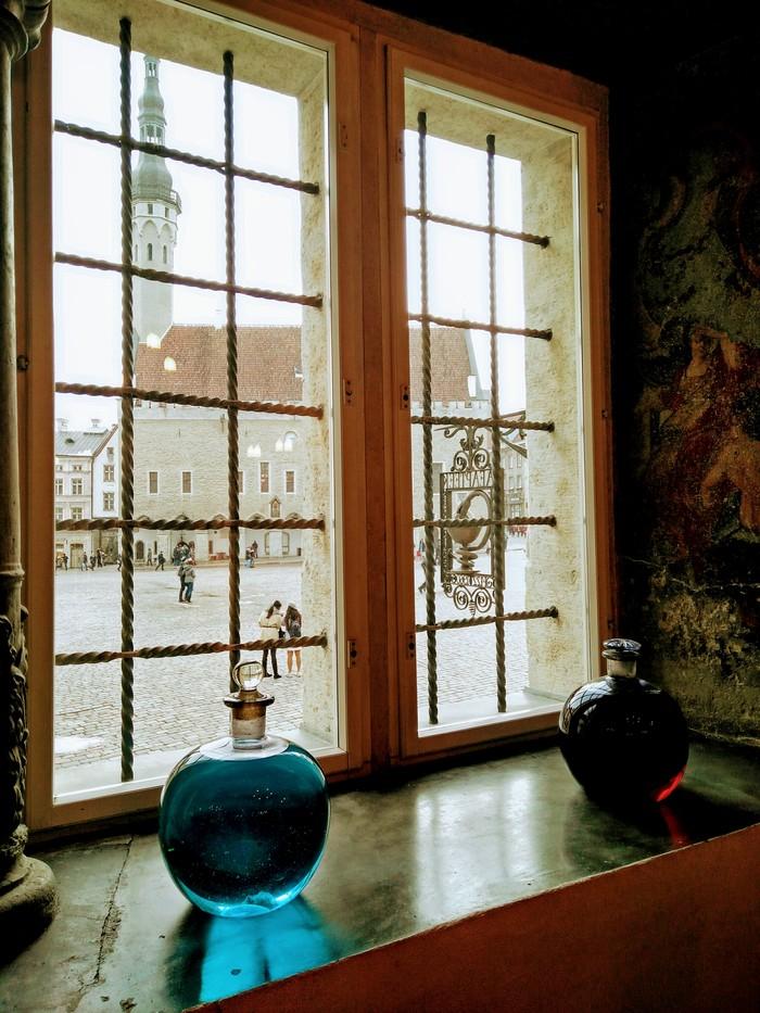 Магия старого Таллина Таллин, Старый город, Mana potion, Hp potion, Аптека, Туризм, Эстония