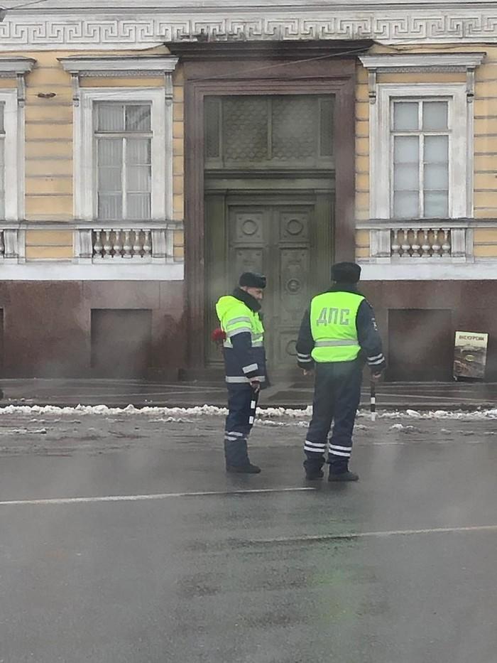 ДПС ДПС, 8 марта, Санкт-Петербург