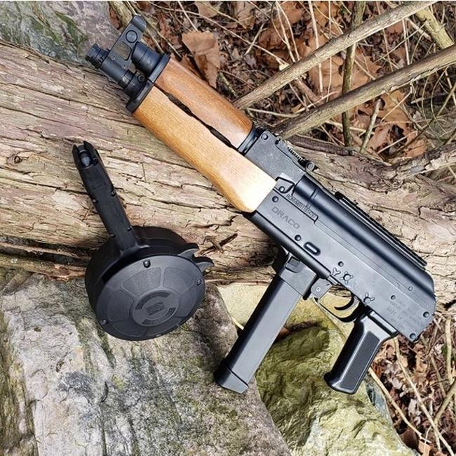 Немного оружейного Оружие, Автомат, Длиннопост