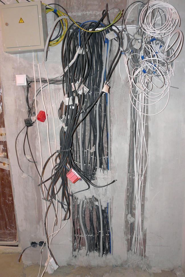 Мой первый ремонт (электрика + электрощит ) Электрический щиток, Ремонт, Электрика, Длиннопост