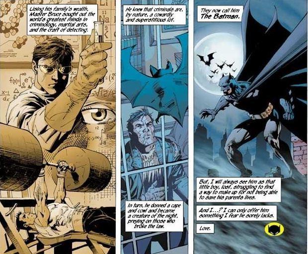 Потому что он Бэтмэн, ч.1 - Сила Супергерои, DC Comics, Бэтмен, Сила, Комиксы-Канон, Длиннопост
