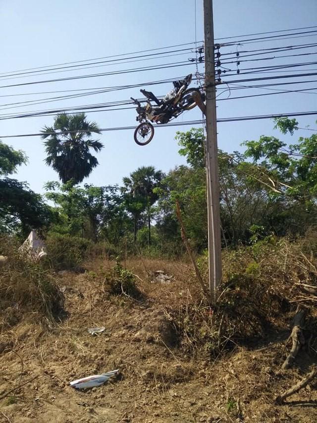 Каскадёром меня называла.. Таиланд, Мотоциклы, Авария, ДТП, Пьяный водитель, Длиннопост