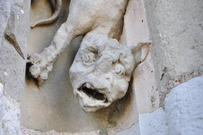 Страдающая архитектура Страдающее средневековье, Скульптура, Длиннопост